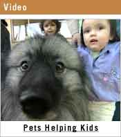 Pets Helping Kids